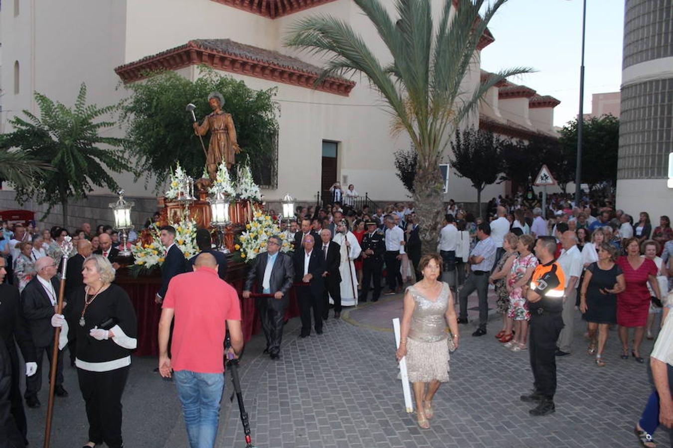 El Ejido despide sus fiestas patronales de San Isidro