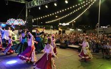 Ocio, cultura y deporte llenan el núcleo de Las Norias en sus fiestas patronales