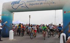 Día de pedales con vistas al mar