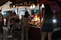 Almerimar disfruta de su mercado medieval