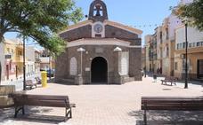 La Plaza de la Iglesia de Balerma se remodela para ganar en seguridad