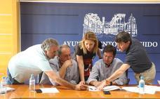 El Ayuntamiento reurbanizará el barrio de las 40 viviendas de Guardias Viejas