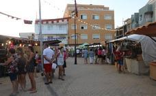 La Plaza de la Torre de Balerma mira al pasado con su Mercado Medieval