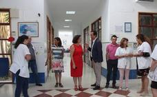 El Centro de Salud de Santa María del Águila estrena nuevo sistema de climatización