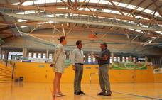 El Ayuntamiento finaliza el acondicionamiento de dos nuevas salas en el Pabellón