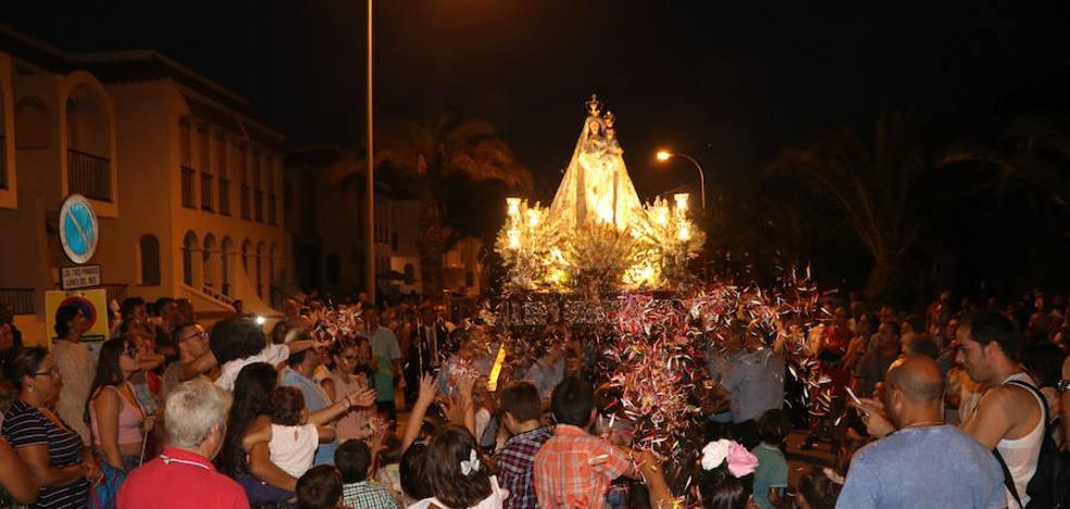 Balerma arranca esta noche sus fiestas patronales en honor de la Virgen de las Mercedes