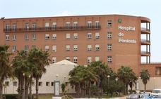 El servicio de Urgencias del Hospital de Poniente atiende en el primer semestre a 80.000 personas