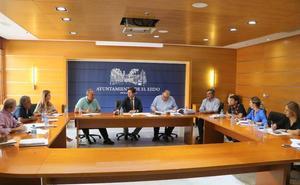 El gobierno local iniciará un nuevo plan de regeneración y mejora de calles
