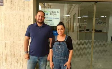 IU El Ejido se muestra escéptica sobre el rescate del servicio de agua