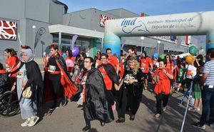 La asociación Activa Tu Ocio prepara una carrera terrorífica en el alrededor del COPO