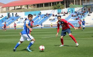 Alfonso es duda por lesión en el CD El Ejido para el reto en casa con el San Fernando CD