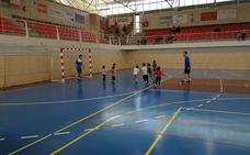 El CD El Ejido recorre la provincia con la Tecnificación Deportiva