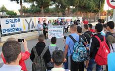 El AMPA del colegio de San Agustín pide solución a las deficiencias del centro