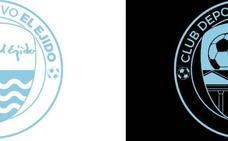 Los abonados del CD El Ejido deciden con sus votos el nuevo escudo oficial del club