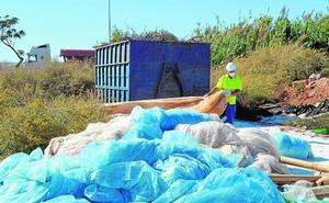 El Ejido pide a Agricultura que informe sobre la campaña de retirada de plásticos