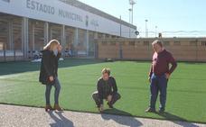 Las obras en cuatro pabellos deportivos del municipio arrancarán en unos días