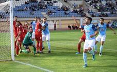 El CD El Ejido se enfrenta al Futsal Alcantarilla, líder invicto
