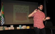 Mañana de cuentos y magia con el escritor Fran Pintadera