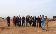 Echa a andar la construcción de Frutilados y la empresa estará en marcha el próximo año