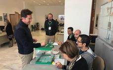 Arranca la jornada electoral a la Junta de Andalucía con normalidad