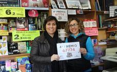 La Lotería de Navidad deja dos agraciados en El Ejido con el tercer premio