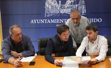 El Consistorio ejecutará mejoras en el acceso del colegio Punta Entinas