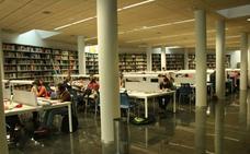 La Biblioteca central amplía su horario por los exámenes de los estudiantes