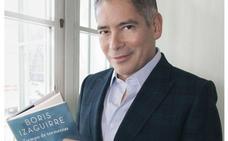Boris Izaguirre presentará su libro Tiempo de Tormetas en el Auditorio