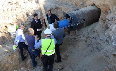 El Ayuntamiento mejora el servicio de agua potable entre Balerma y Almerimar