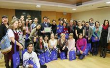 El IES Santo Domingo comparte experiencias docentes con Europa