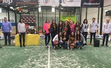 Se busca patrocinio para equipo femenino de élite: Razón, Pádel Indoor El Ejido