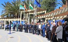 Balerma acoge los actos conmemorativos del Día de Andalucía en una edición muy reivindicativa