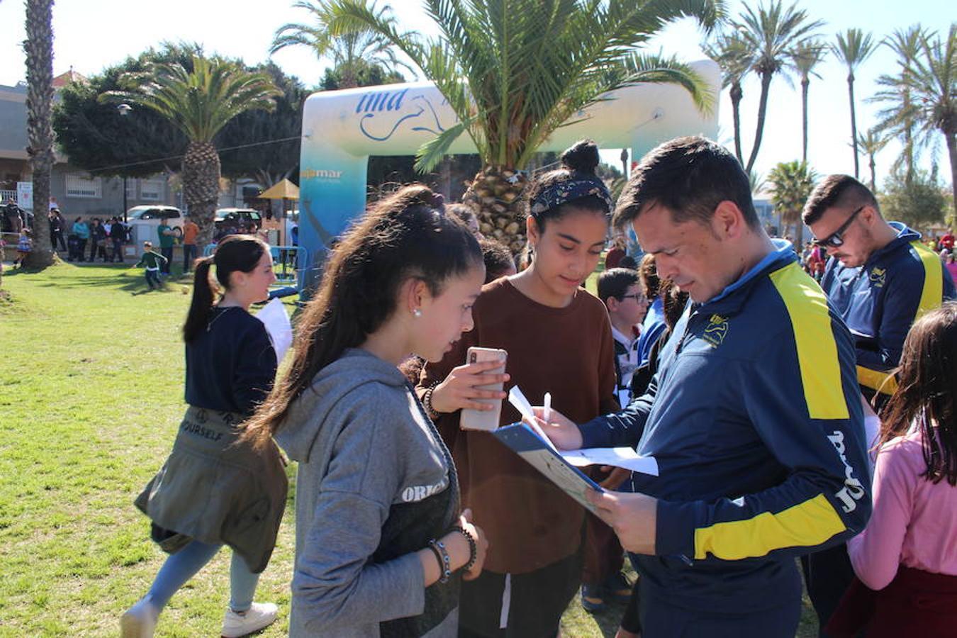 El Ejido conmemora el Día de Andalucía en Balerma y mirando a su costa