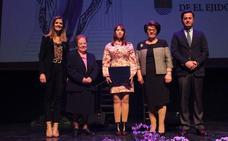 Los premios Porcia Maura destacan la labor de tres mujeres ejidenses