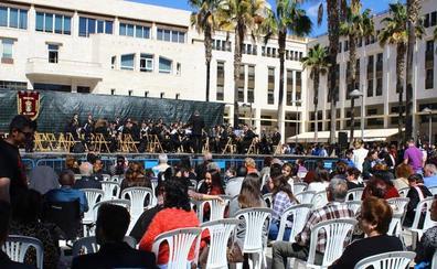 La Plaza Mayor acoge mañana el Certamen de Bandas Procesionales