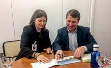 Ayuntamiento y Organización Mundial del Turismo estrechan lazos