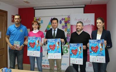 Almería se teñirá de azul para correr por el autismo con Altea y Grupo AGF