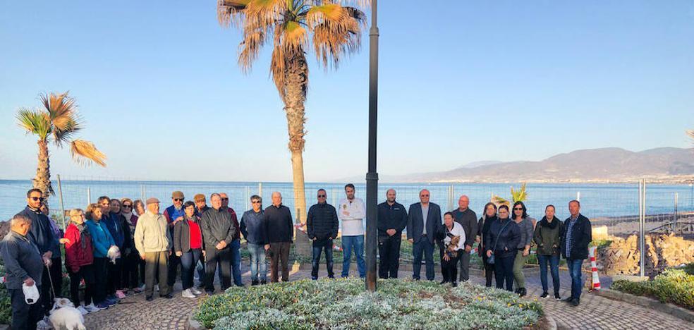 El Ayuntamiento pide a Costas que se replantee el proyecto del paseo marítimo de Balerma para no perder metros
