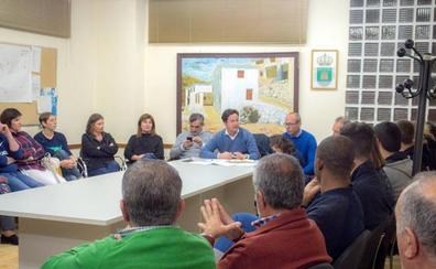 El Ayuntamiento construirá un parque en Santa María del Águila de 38.000 metros