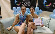 Rítmica El Ejido consigue tres medallas en la primera fase del Campeonato de Andalucía Precopa