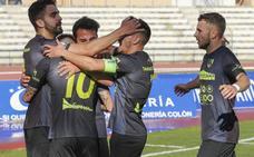 El CD El Ejido quiere repetir alegría de victoria en casa