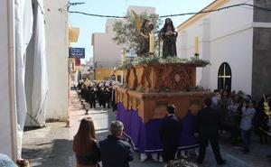 Incienso, Ramos y Palmas llenan el municipio en el inicio de la Semana Santa