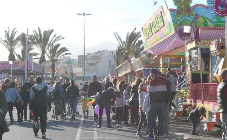 Arrancan las Fiestas de San Marcos en El Ejido