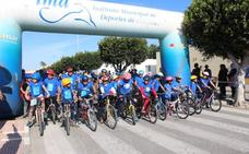 Las Norias celebra su Día de la Bicicleta