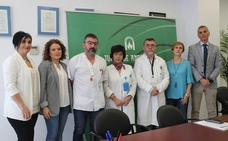 El Hospital de Poniente pone en marcha un proyecto dermatológico pionero en Almería