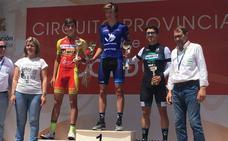 El Club Ciclista Ciudad de El Ejido sube al podio en la Copa de Andalucía de Córdoba