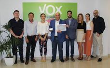 Vox presenta un programa con el mensaje de 'los ejidenses primero'