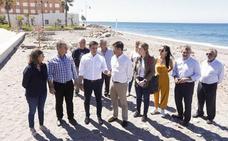 El alcalde pide una reunión urgente con Medio Ambiente sobre el estudio del Cedex