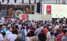 El Festival de Teatro rinde homenaje a la Muestra de Teatro en su inauguración