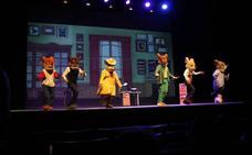 Gerónimo Stilton ofrece un espectáculo musical infantil 'superratónico'